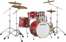 Yamaha Tour Custom Standard Drumset - Candy Apple Satin