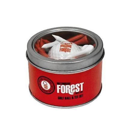 Nottingham Forest Ball & Tee sett