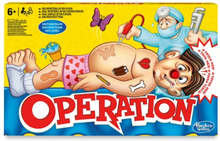 Hasbro, Operation (Refresh), Sällskapsspel (SE)