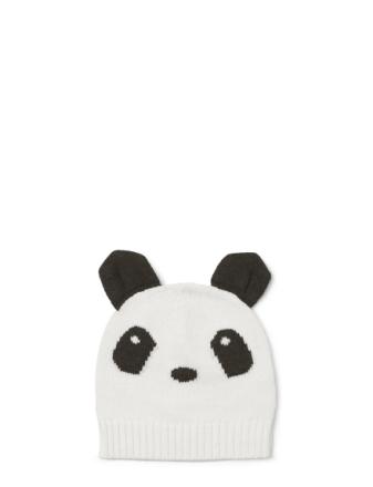Knit Hat Panda