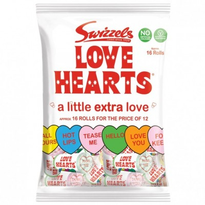 Swizzels Love Hearts 174 g
