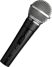 Shure SM58SE microphone