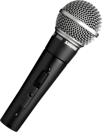 Shure SM58SE microphone