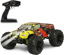 Tiger Monstertruck RC Jamara 4WD NiMh LED lampa Jamara 1:10 - 2,4 Ghz - 35 km/h