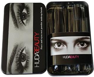 Huda Beauty sminkborst set