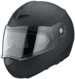 Schuberth C3 Pro Hjälm svart Matt Svart S