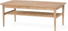Ekhaga soffbord oljad ek 130x72 cm