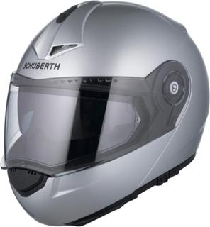 Schuberth C3 Pro Hjälm Silver Silver 2XS