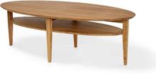 Tango soffbord ek 160x70 cm