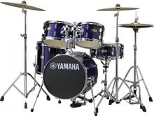 Yamaha Manu Katché Junior Drumset - Violet
