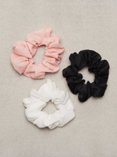 NLY Accessories 3 pack Chiffon Scrunchies Håraccessoarer