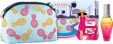 Escada Miami Blossom Edt 30ml + Clutch Bag