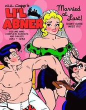 Li'l Abner The Complete Dailies And Color Sundays, Vol. 9 1951-1952