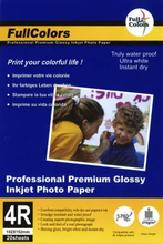 WL Premium glossy fotopapper 265g 10*15 20-pack PH260-10X15 Replace: N/AWL Premium glossy fotopapper 265g 10*15 20-pack