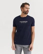 Morris T-SHIRT Doyle Tee Blå