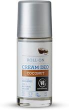 Urtekram Deo cream roll on kokos Ø (50 ml)