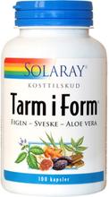 Solaray Tarm i Form (100 kapsler)