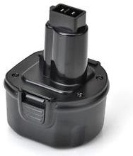 Ersättningsbatteri DEWALT 9.6V 3Ah NI-MH