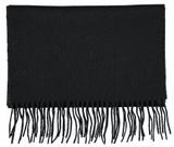 Scarf Wool Black