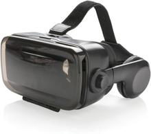 VR brille med bluetooth hovedtelefoner