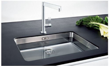 Franke Kubus KBX 210-55 Rustfri stål køkkenvask