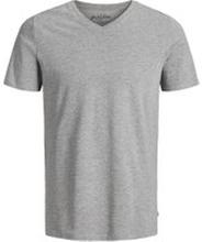 JACK & JONES Klassisk T-shirt Man Grå