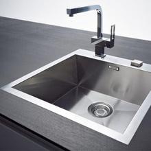 Franke Planar PPX 210-58 TL Rustfri stål køkkenvask