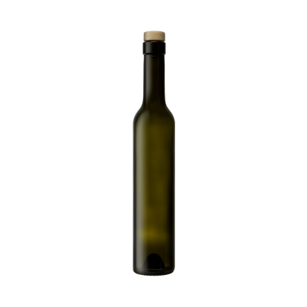 Flaska Träkork 0,4L Grön