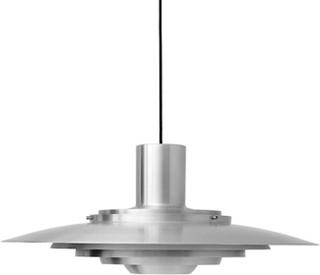 &tradition P376 KF2 Taklampe Aluminium