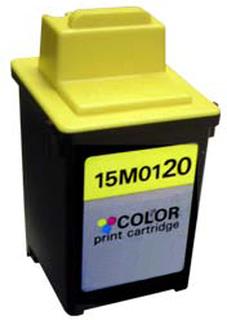 Lexmark 120 (15M0120) (22 ml) Svart kompatibel Bläckpatron