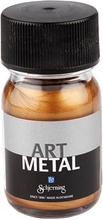 Art Metal maling, antik guld, 30ml