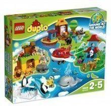 Lego Duplo Einmal um Die Welt