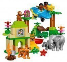 Lego Duplo Dschungel