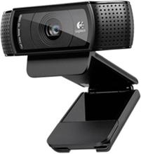 C920 HD Pro Webcam, Black