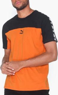 Puma Puma Xtg Tee T-shirts & undertrøjer Orange