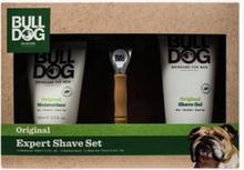 Bulldog Original Expert Shave Set Ansiktspleie Grønn