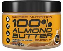 Scitec 100% Almond Butter - 500g - Mandelsmør