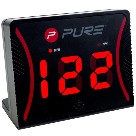Pure2Improve Speed Radar - Traeningsmaskiner