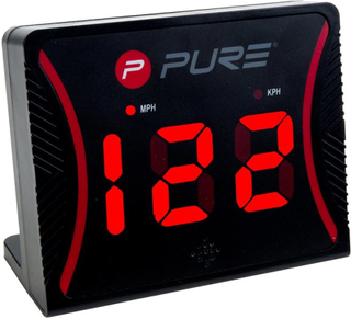 Pure2Improve Speed Radar