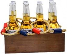 Beer Bottle Ring Toss dryckesspel
