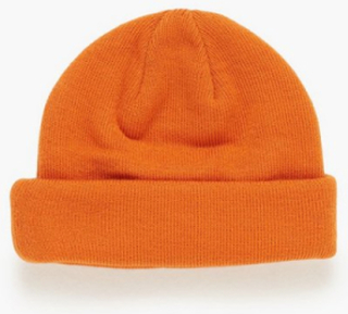 Topman Orange Docker Beanie Mössor Orange