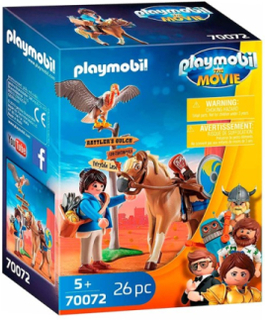 - Movie - PLAYMOBIL:THE MOVIE Marla med hest