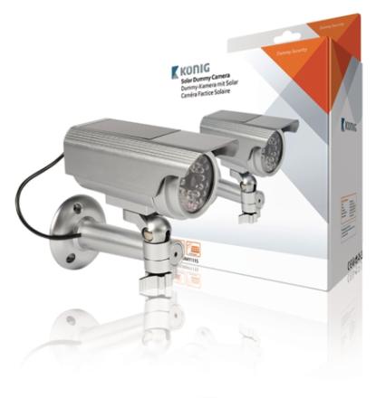 König Dummy-kamera IP44 Hopea