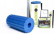 Blackroll Foam Roller Groove Pro Azur Blå 30cm