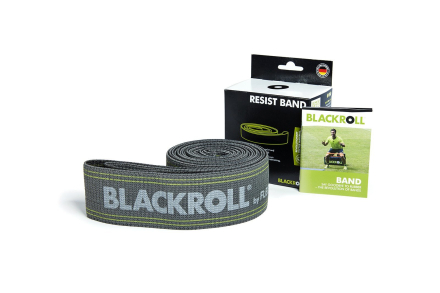 Blackroll Resist Band Grå Træningselastik - Apuls