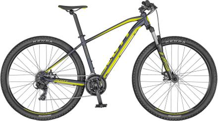 "Scott Aspect 970 29"" Mountainbike Alu, Dämpargaffel, Skivbroms, 14,9 kg"