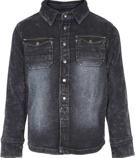 MinymoSkjorta, Hubert 94, Deep Blue Denim104 cm