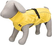 TRIXIE Regnjacka för hund Vimy M 35 cm gul
