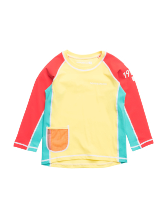 Surf Kids Ls Uv Top - Boozt