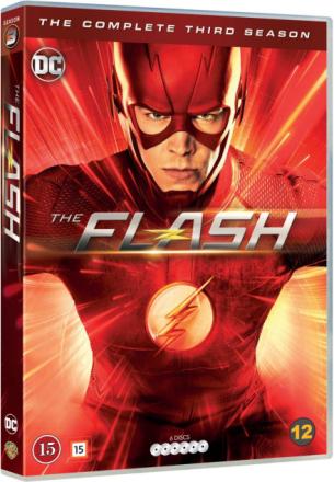 Flash, The: Season 3 - DVD